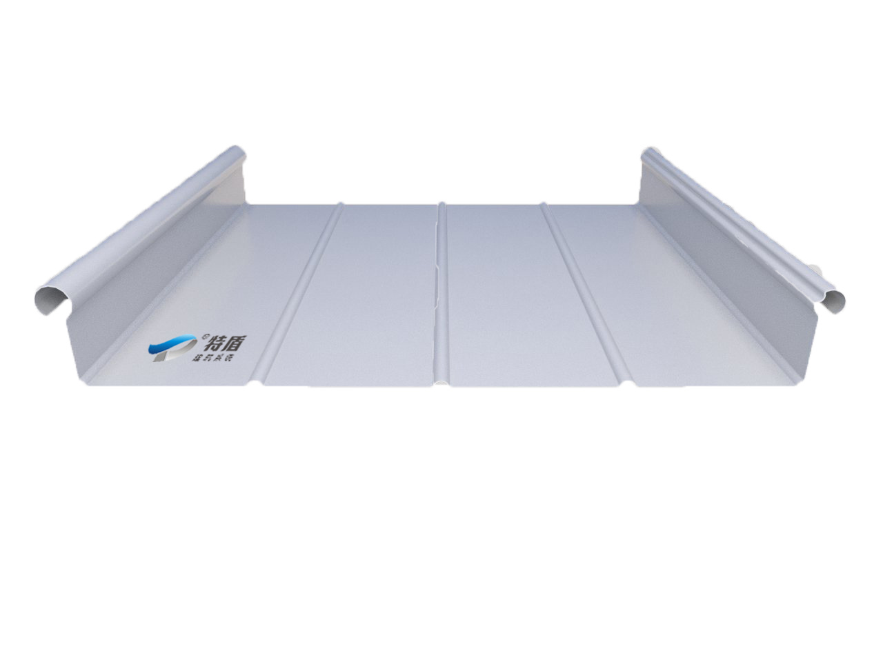 China Fm Approval Standing Seam Roofing Sheet 65 430