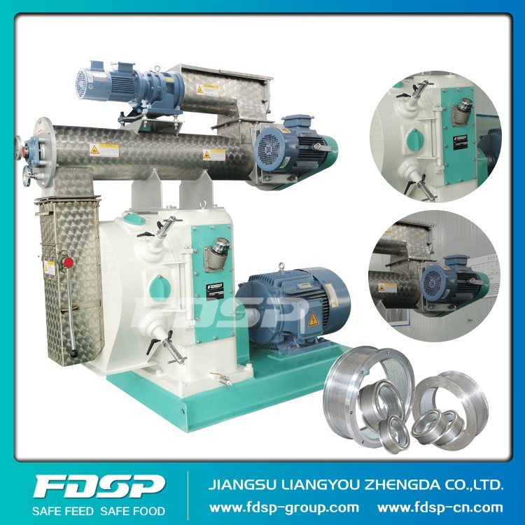 Reasonable Price Animal Feed Pelletizing Machine pictures & photos
