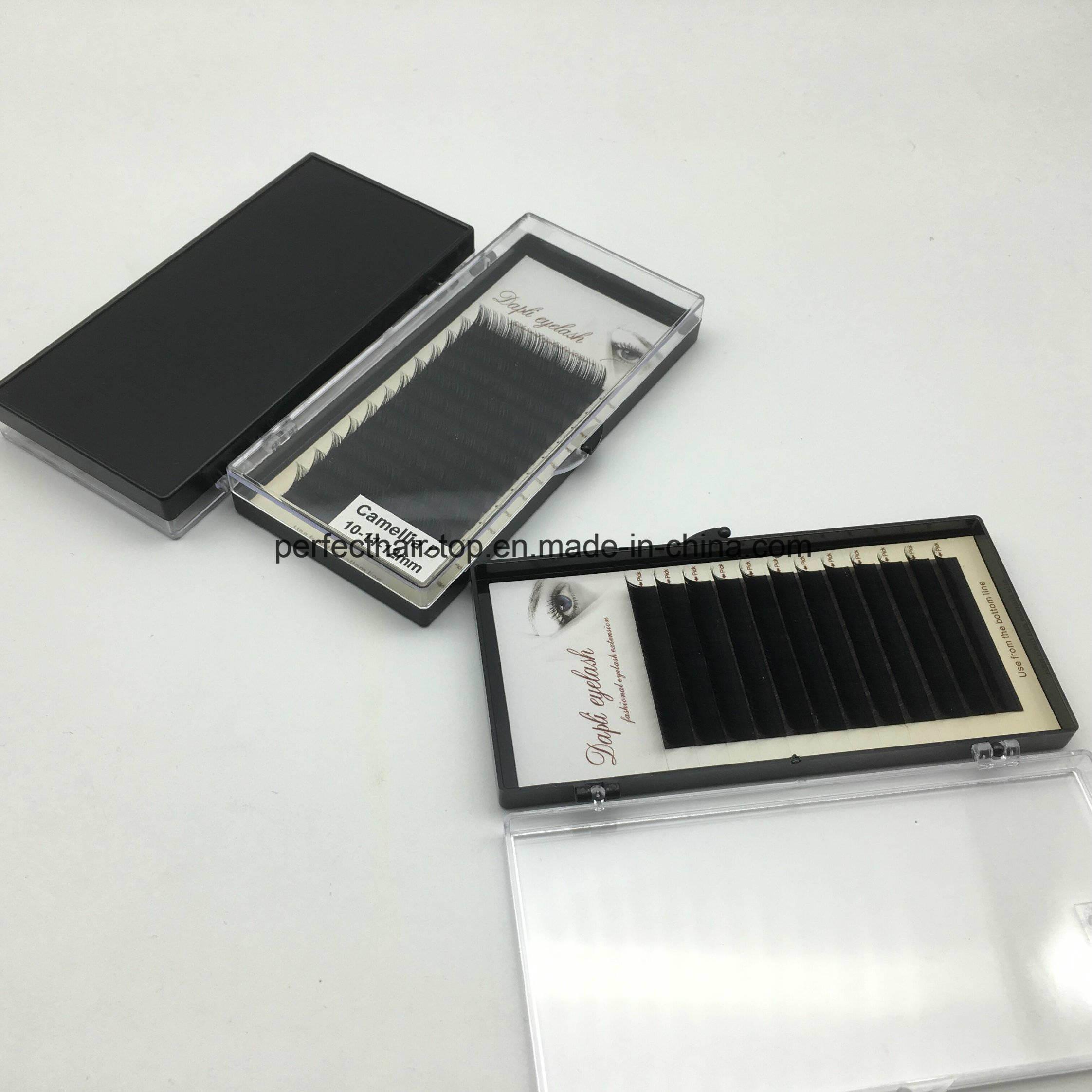 China Wholesale Price Korean False Eyelashes Eyelash Extensions