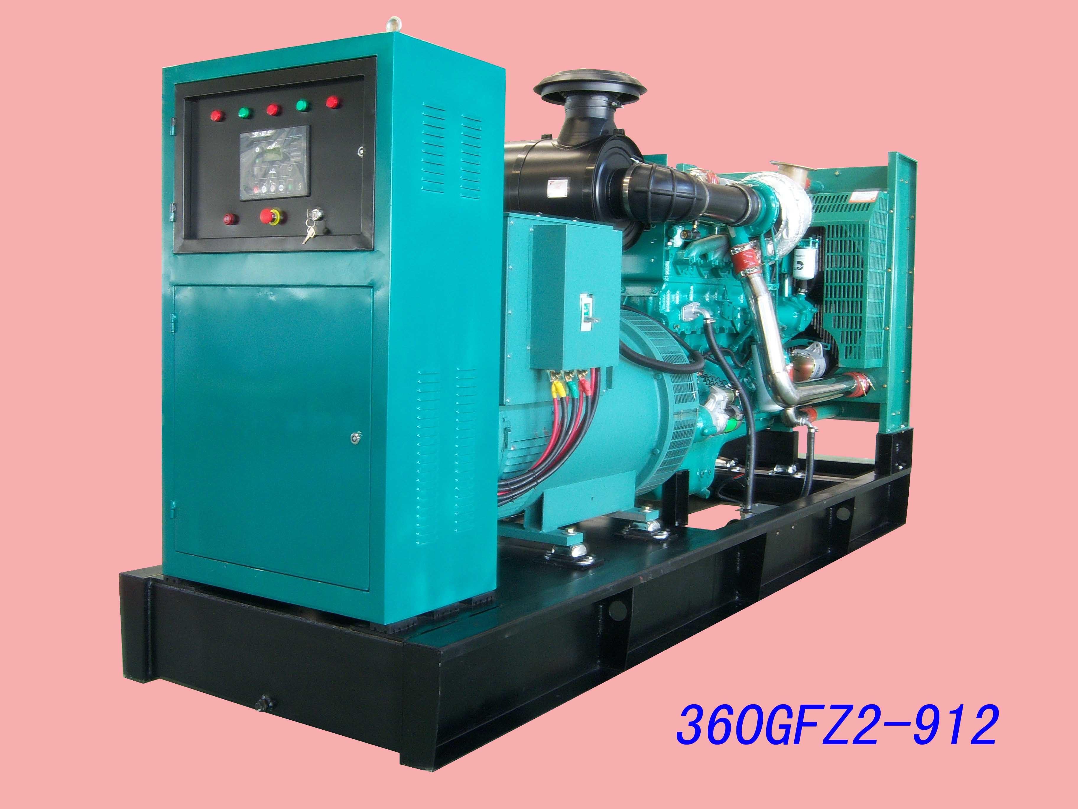 China New Style 2017 New Type 200kVA Silent Type Diesel Generator