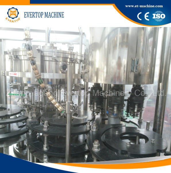 Glass Bottle Wine Filling Machine pictures & photos