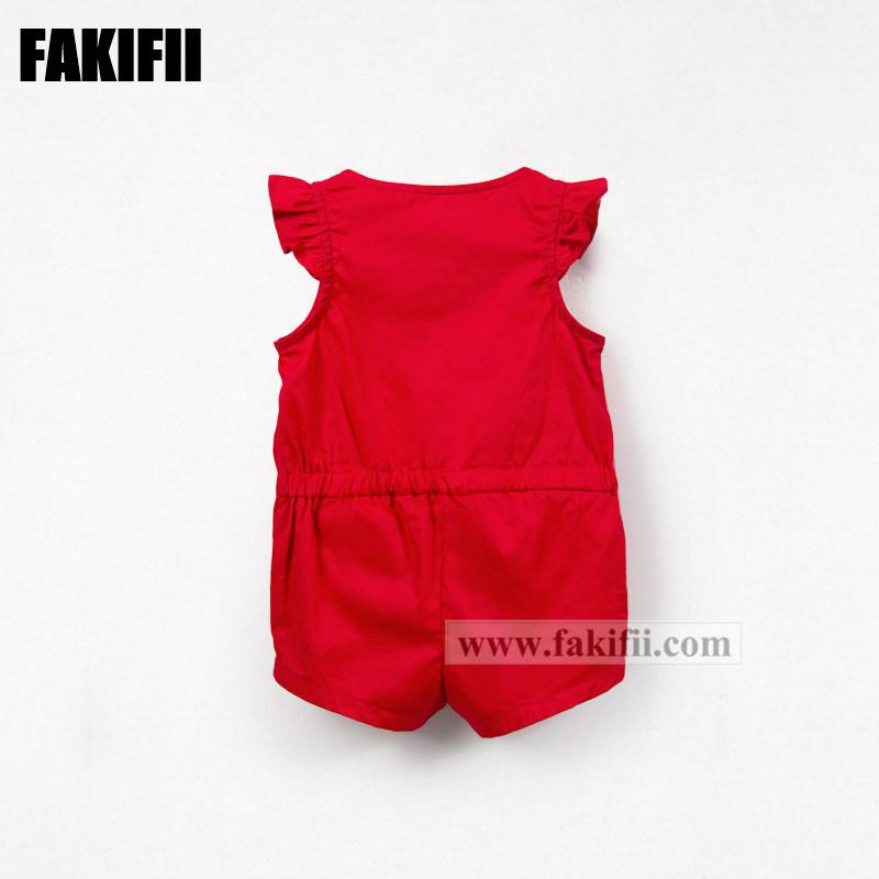 663ab7de85ae Factory ODM Infant Wear Children Summer Cotton Romper Newborn Baby Clothes