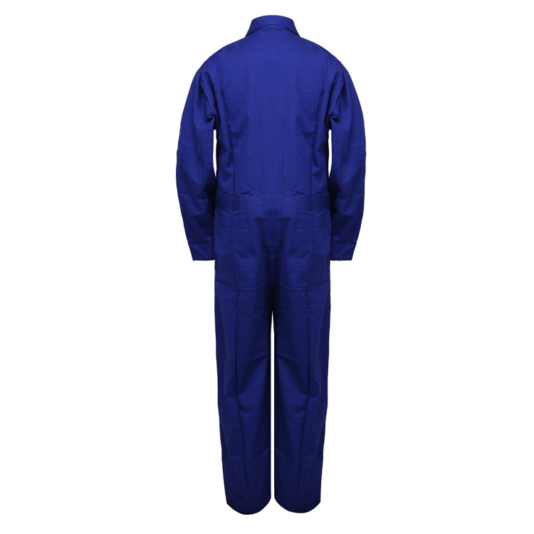 OEM Service Workwear Manufacturer 100 Cotton Fire Retardant safety Coverall pictures & photos