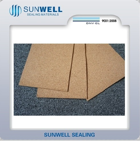 China Cork Rubber Sheet Synthetic Rubber Polymer - China Cork Rubber