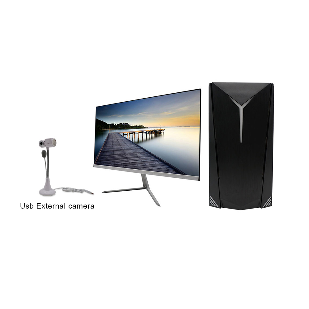 Price of Desktop PC with 17 Monitor pictures & photos
