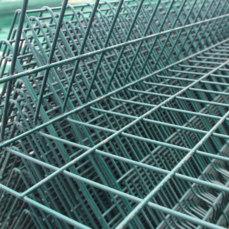 China Super Quality PVC Coated Galvanized Welded Wire Mesh Panel ...