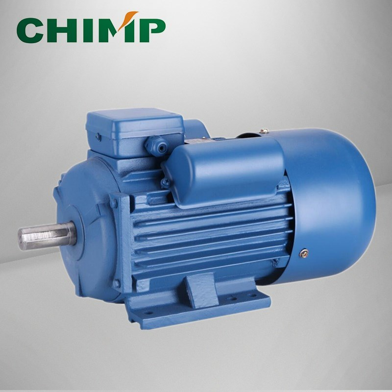 China 100% Copper Wire 5HP 2 Pole Single Phase AC Electric Motors ...
