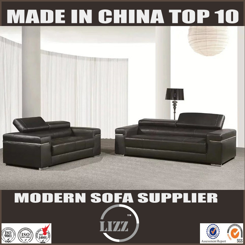 Modern Loveseat Sectional Leather Sofa