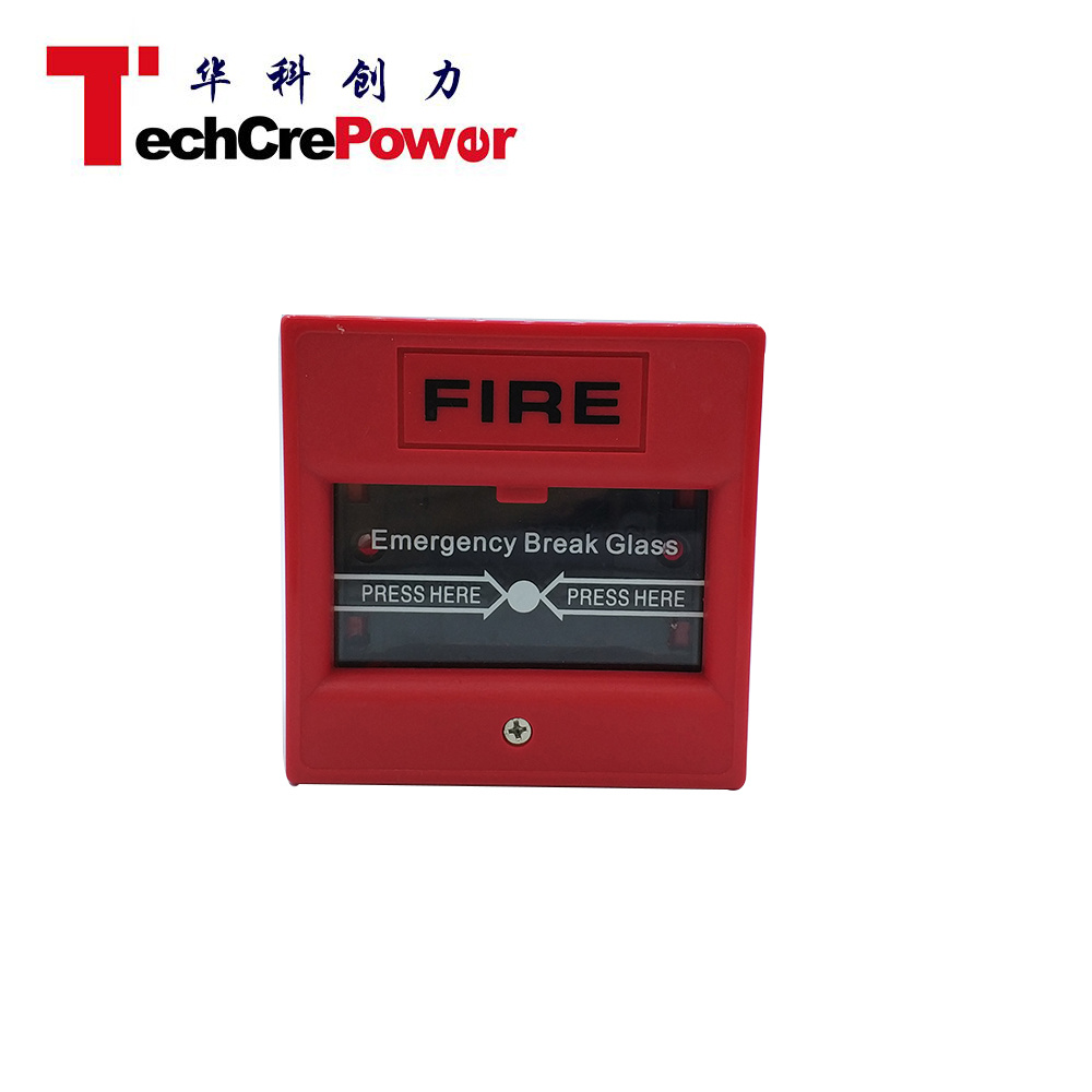 China El 900c Break Glass Fire Emergency Exit Releasebutton China