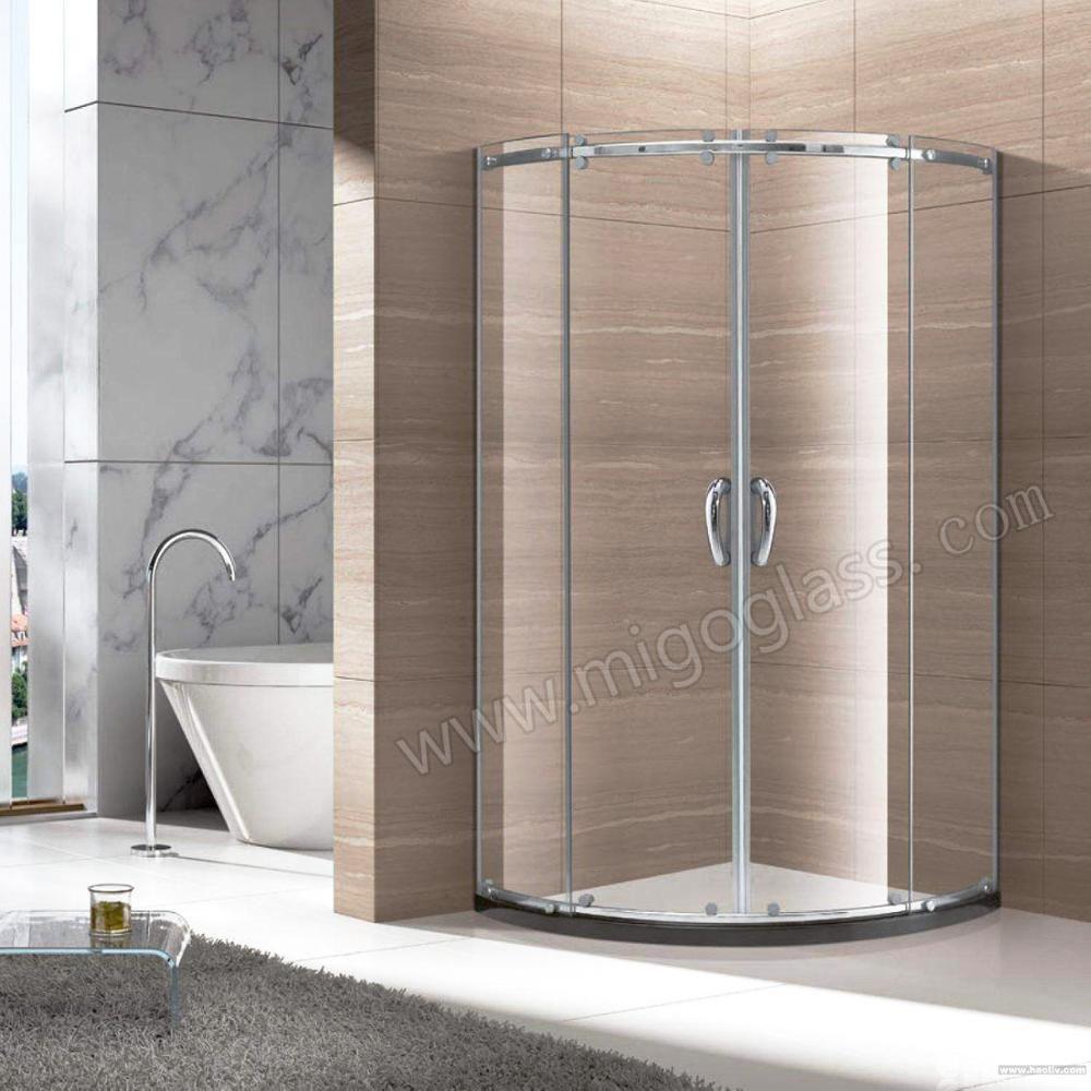 China Frameless Sliding Glass Shower Enclosures China Shower