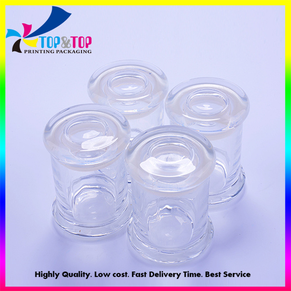 Hot Cheap Glass Candle Jars/Container Wholesale for Candle Making pictures & photos