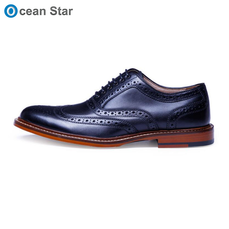 Styles Custom Dress Shoes Pure Leather