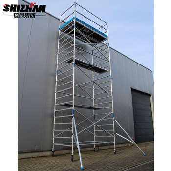 China Customised Easy Install Business Show H Frame Aluminum Mobile