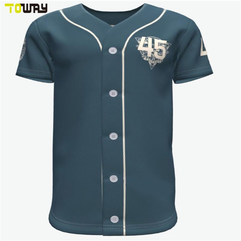 online store fa218 72e68 [Hot Item] Sublimated Mens Custom Baseball Jerseys