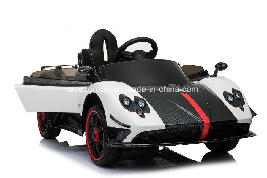China 2018 Newest Pagani Zonda Licensed Children Ride On Car Toys