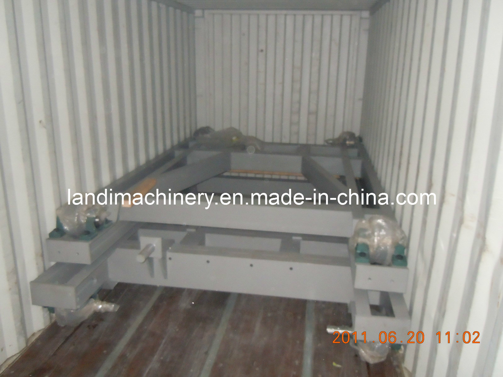 Steel Structure Parts for Pipe Rotating Equipment