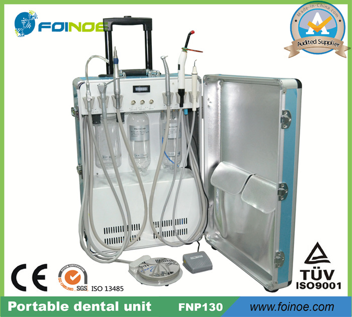 Fnp130 CE Approved Portable Dental Unit Hot Sale