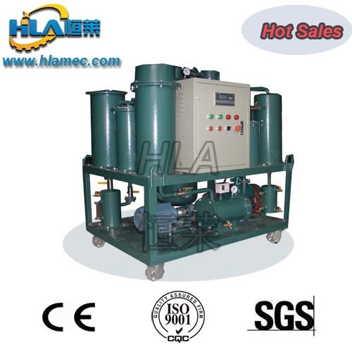 Waste Hydraulic Oil Cleaning Machine pictures & photos
