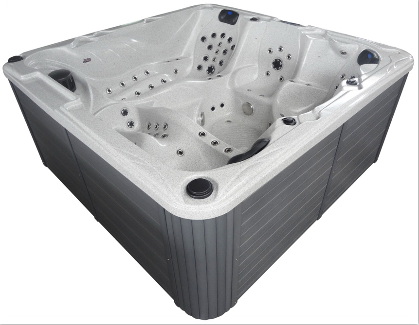 China Whirlpool Massage Hot Tub Outdoor Bathtub with Jacuzzi Spares ...