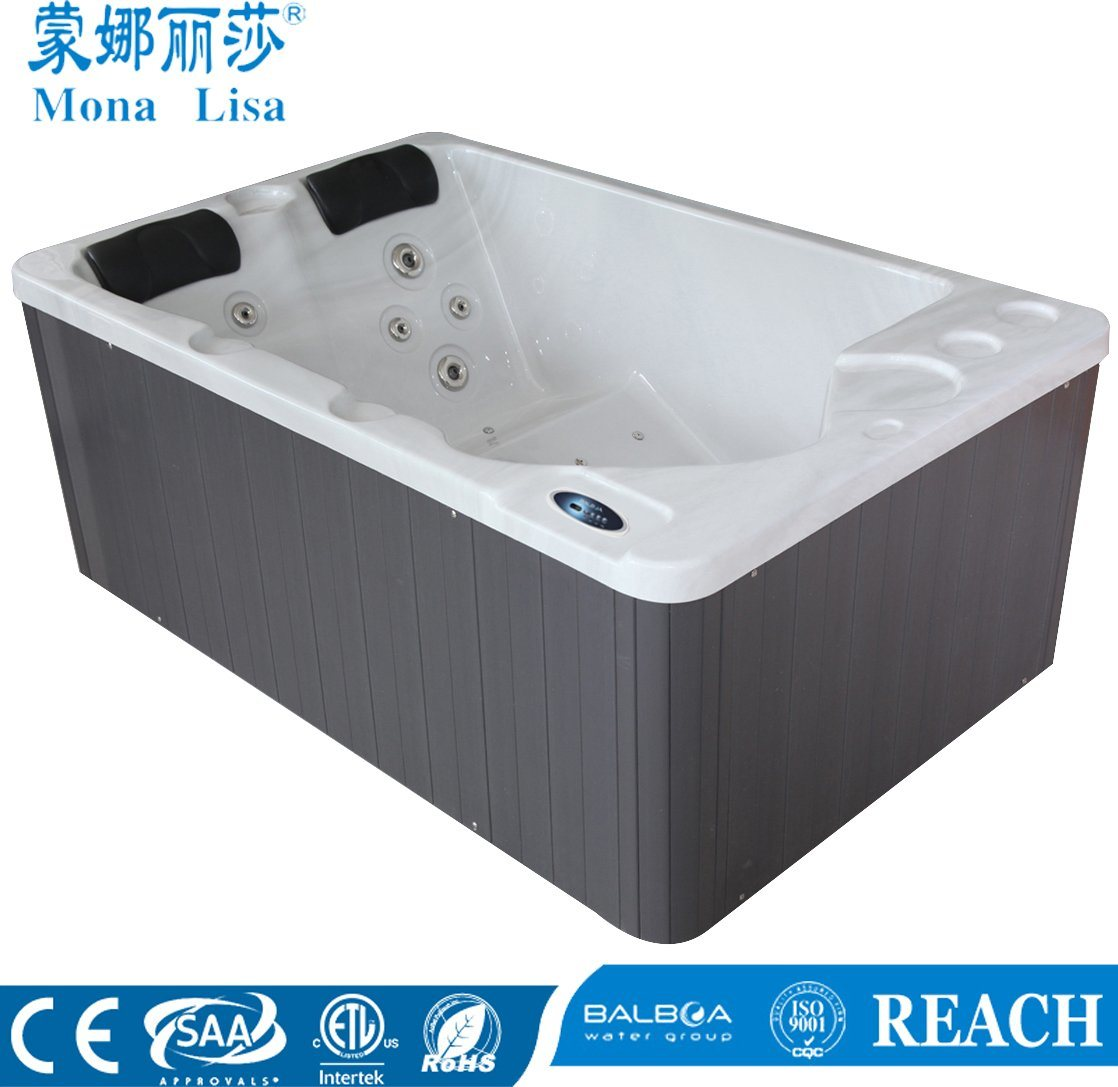 China Monalisa Wholesale Hot Tub Freestanding Outdoor SPA M-3375A ...
