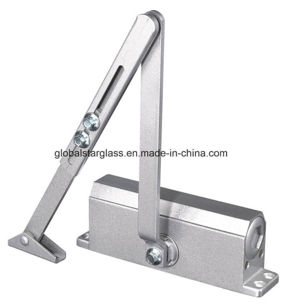 China Door Closer For Glass Gh033 Hardware Stopper