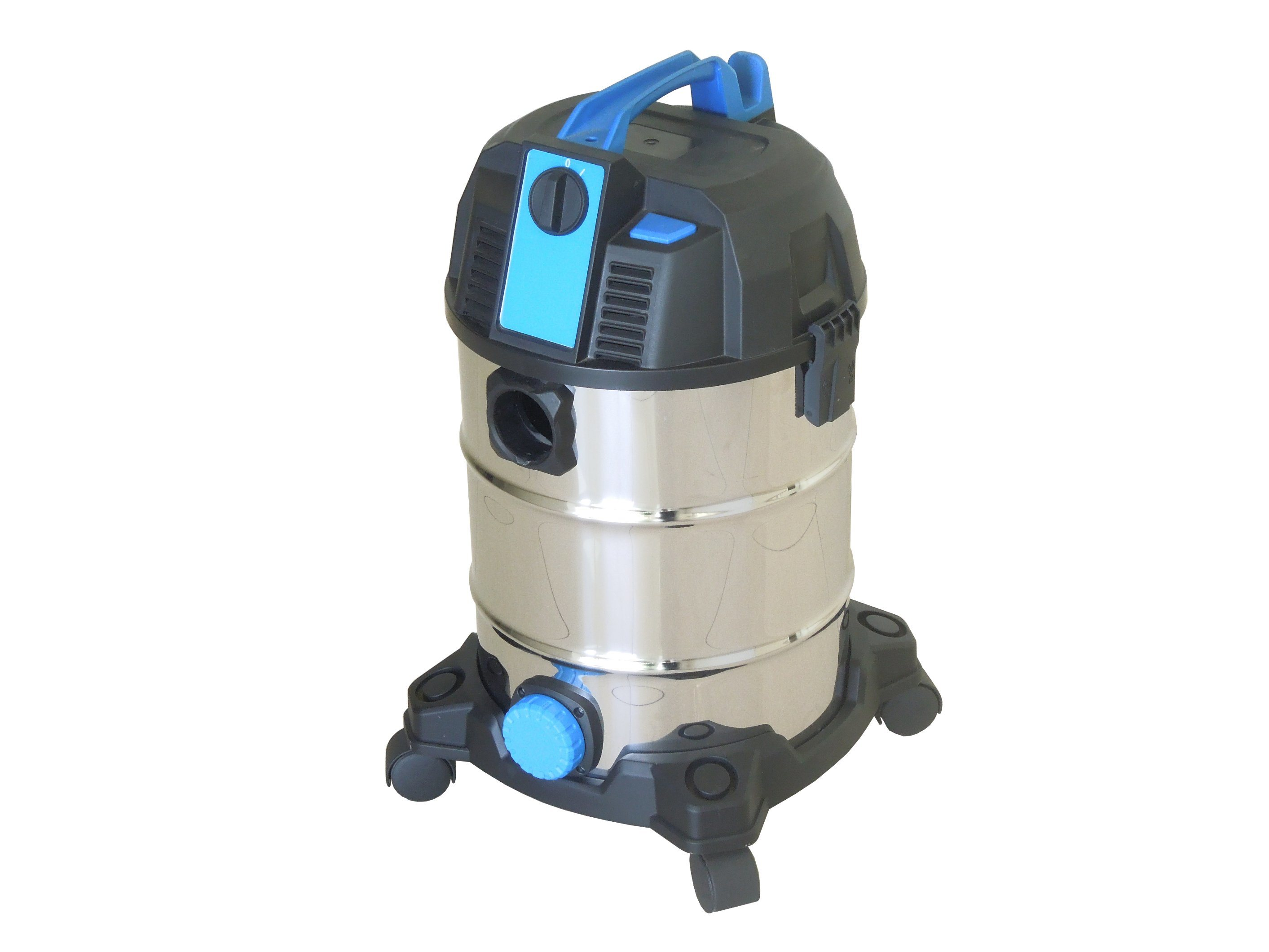 306-20/25/30/35L Stainless Steel Tank Wet Dry Water Dust Vacuum Cleaner with or Without Socket