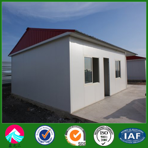 Modular /Mobile/Prefab/Prefabricated Steel Structure House for Social House pictures & photos
