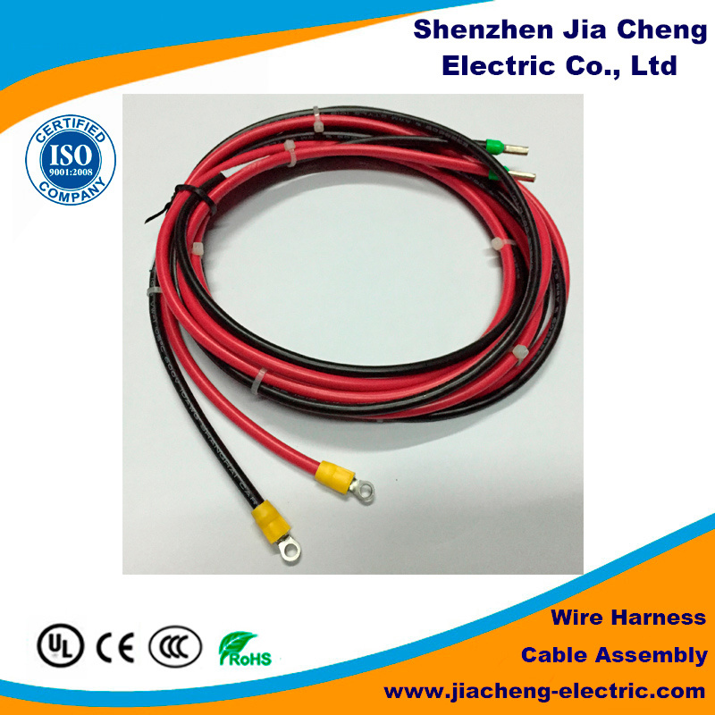 China Automobile Application Automotive Wire Harness Custom Cable ...