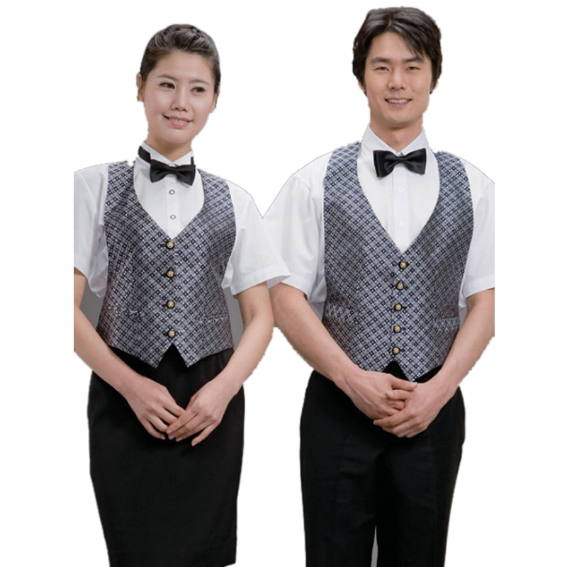 b36ea3ecd71 China Hot Sale Waiter Uniforms and Restaurant Uniforms Photos ...