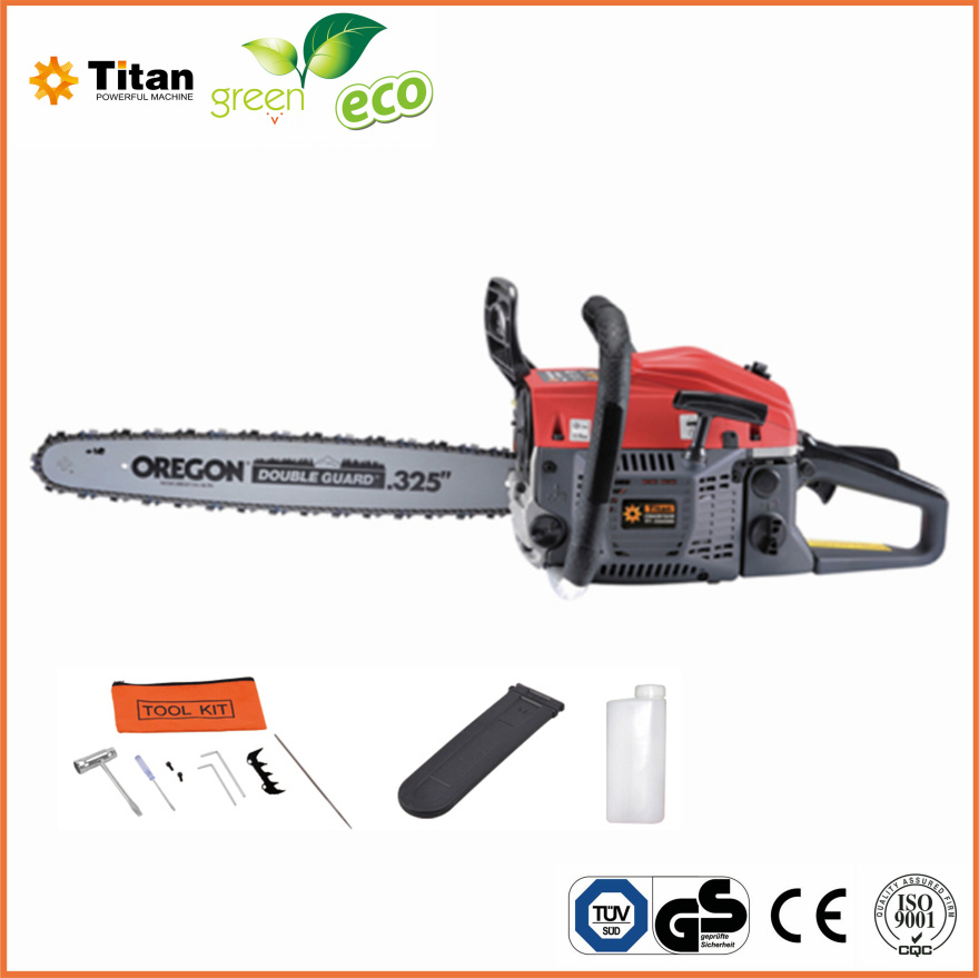 45cc Gasoline Chainsaw with CE/EMC/Md/Euii/Noise (TT-CS4500) pictures & photos