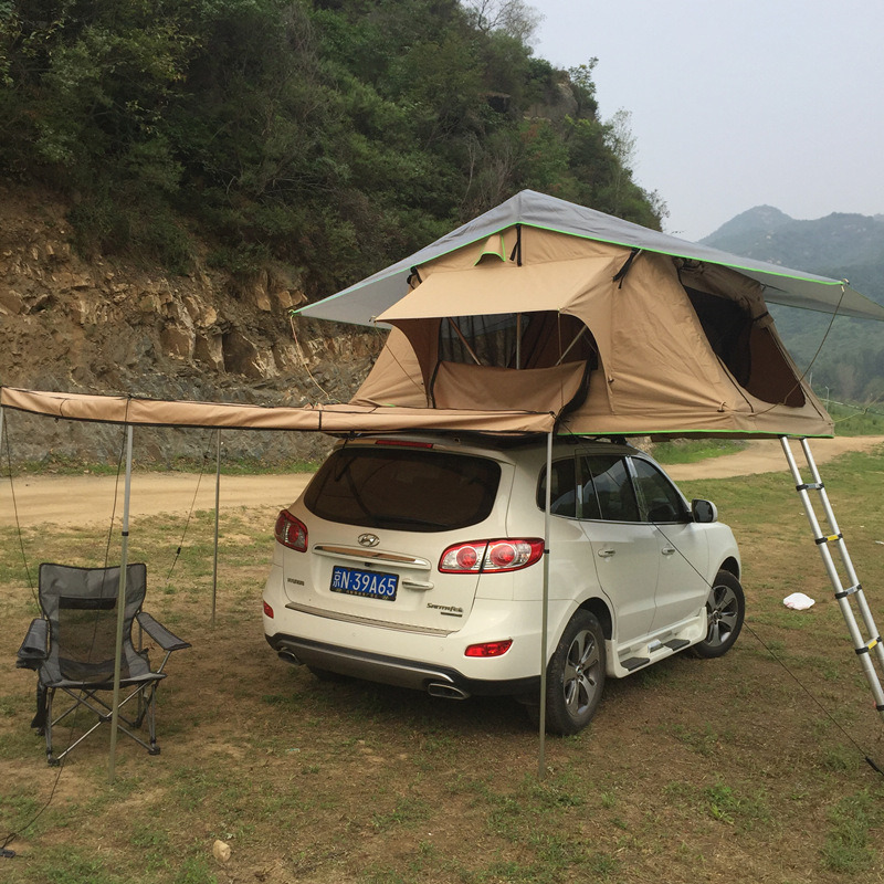 China Off Road 4x4 Trailer Roof Tent Camping Car Roof Top