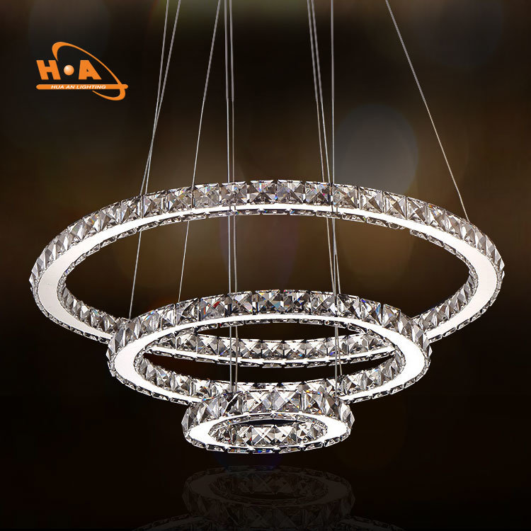 lighting long lamp double chandelier spiral itm pendant modern crystal ceiling light clear