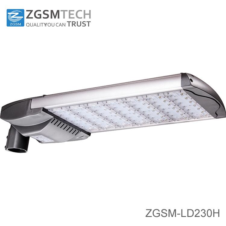 Hot Item Motion Sensor Ul Dlc Approved 230w Outdoor Light Fixtures For Street