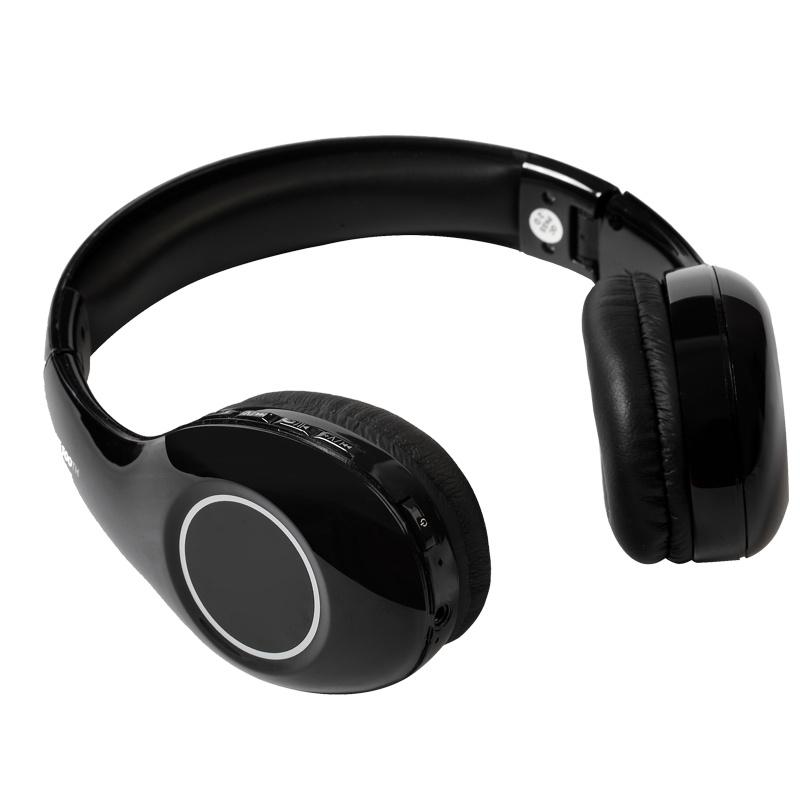 China Classic Portable Wireless Headphone Bluetooth with FM Radio