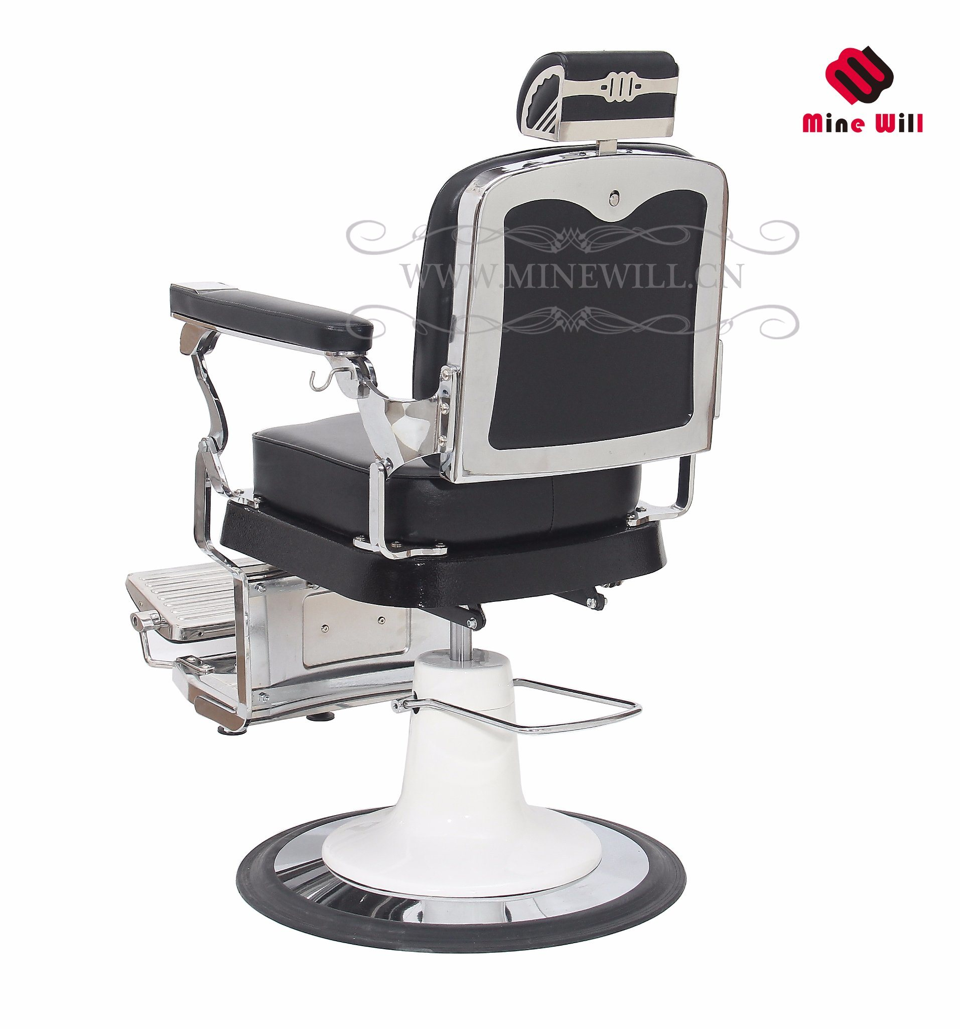 Gentil Barber Chair Cheap Price In Vintage Style Salon Chair