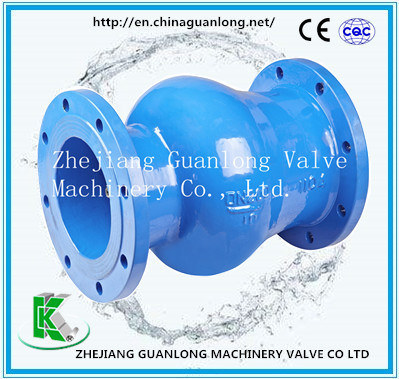 Stainless Steel Venturi Nozzle Axial Flow Non Return Check Valve pictures & photos