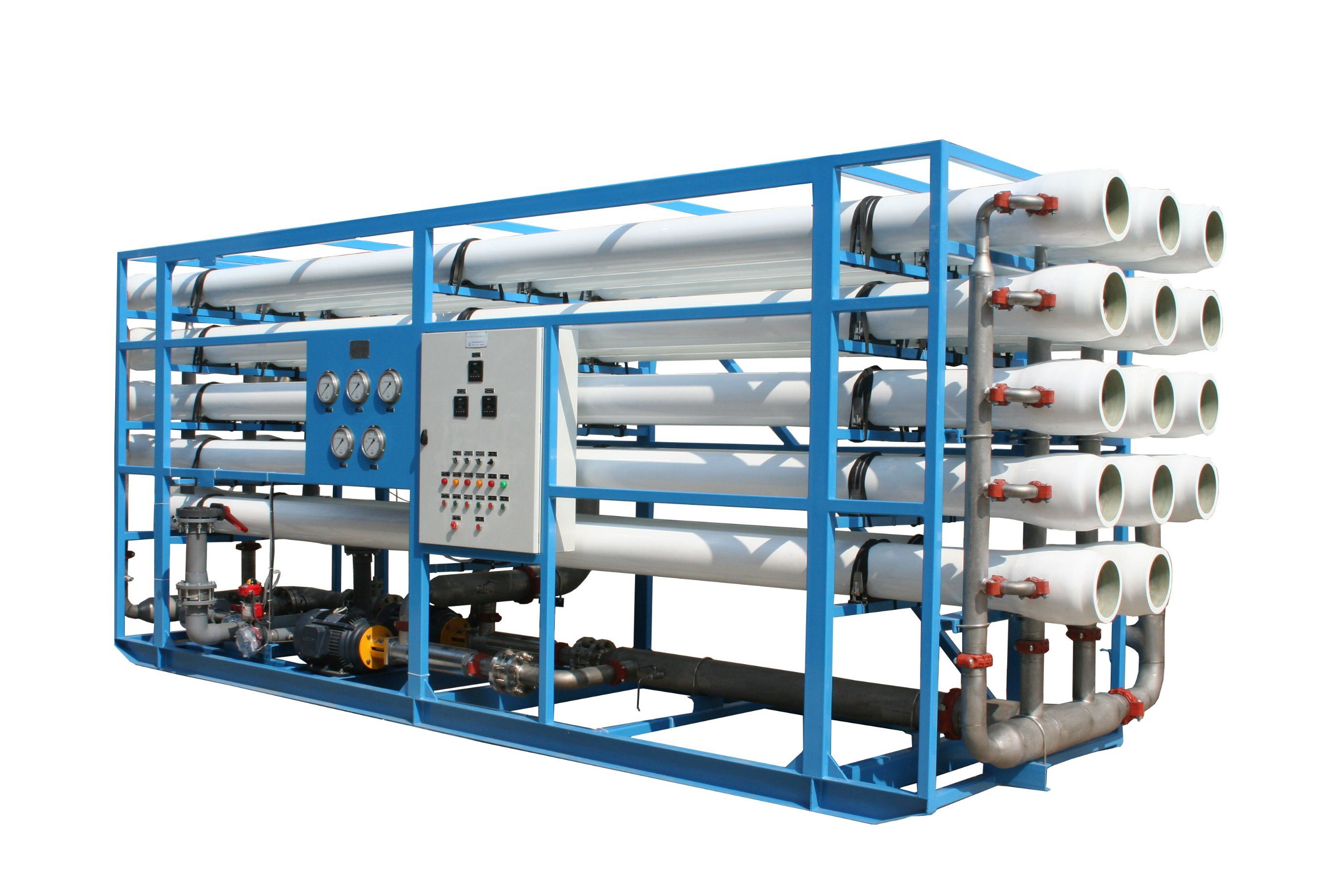 China Industrial Desalination of Seawater Treatment by Reverse Osmosis  System Photos & Pictures - Made-in-china.com