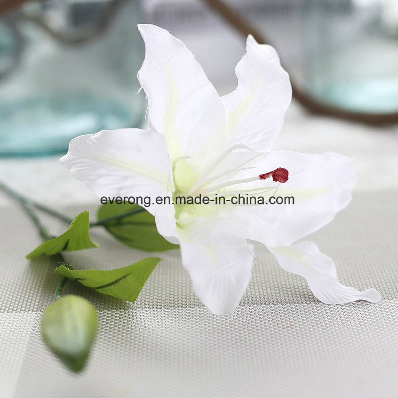 China magic touch faux silk lily artificial lily buttonholes flowers china magic touch faux silk lily artificial lily buttonholes flowers on sales china artificial lily flower wedding flower mightylinksfo