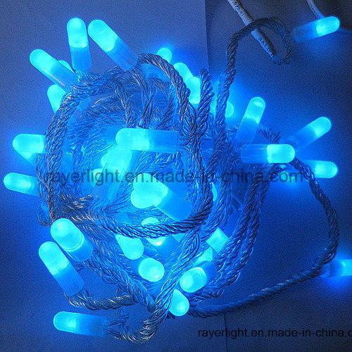 [Hot Item] Festival LED Color Changing Christmas RGB Changing Color String  Lights