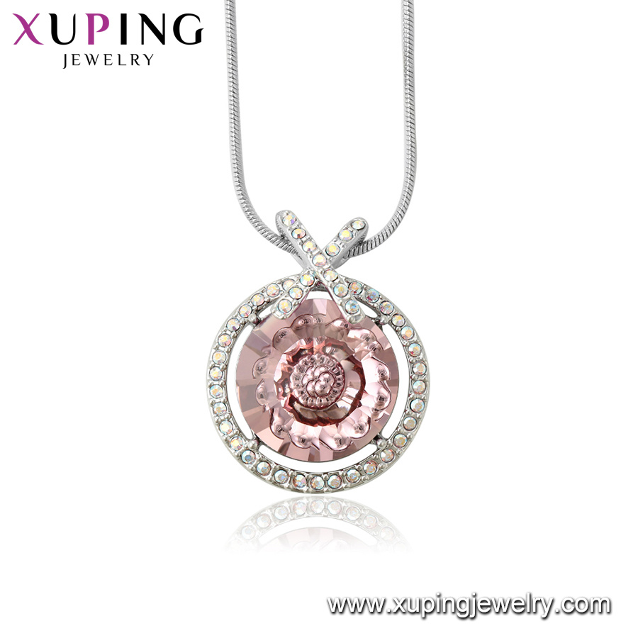Fake Diamond Necklace Accessories for Woman pictures & photos