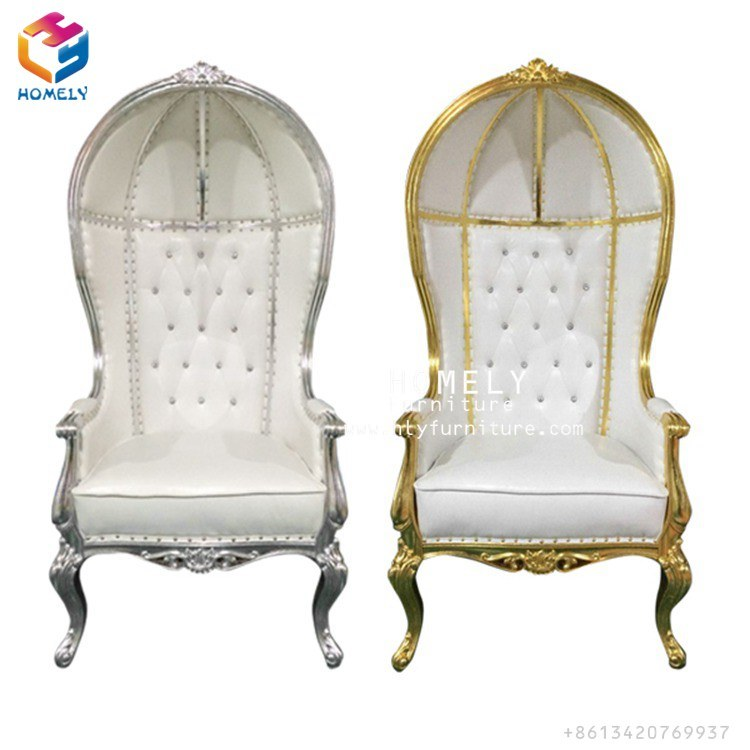 China Wholesale Wedding King And Queen Throne Chairs For Sale Photos