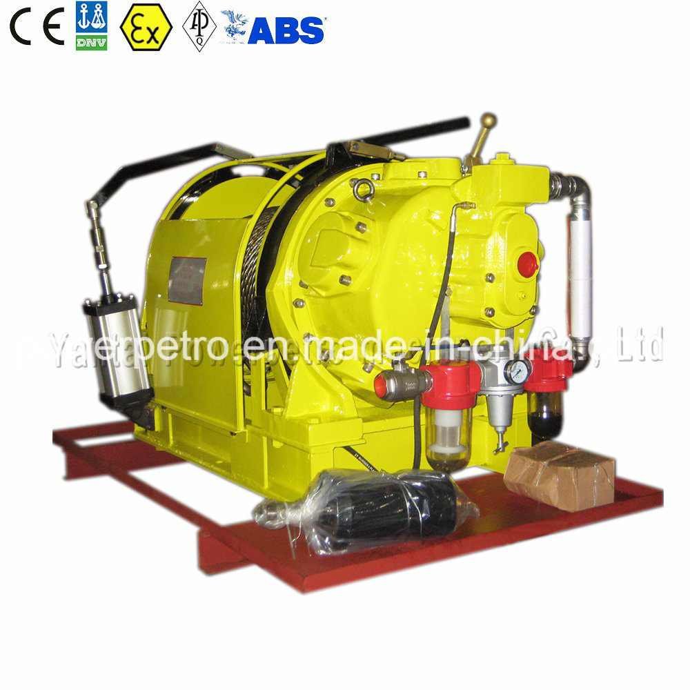 China Wire Rope Pulling Hoist Application and Hand Power Source ...