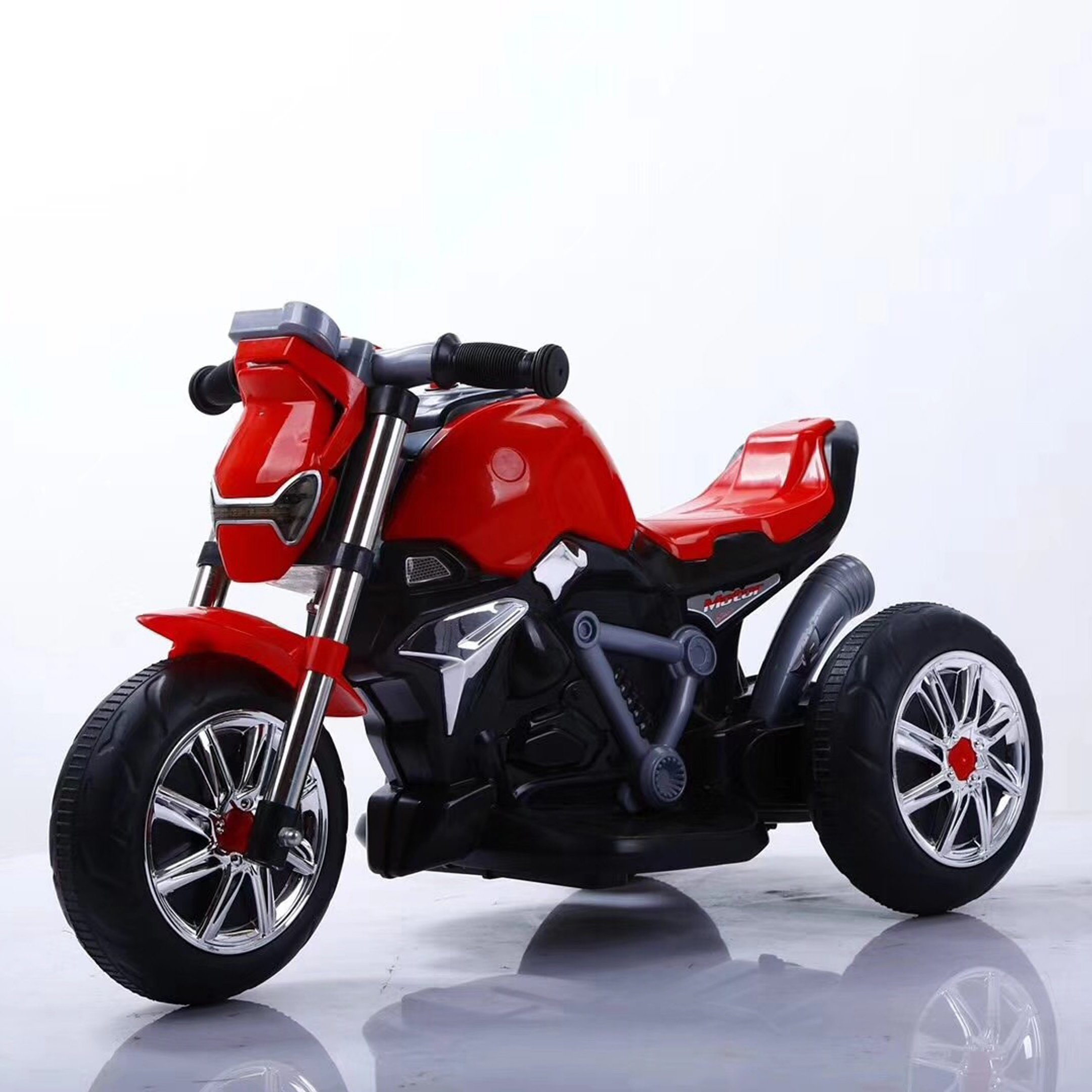 China Children Ride On 3 Wheels Electric Motorbike Motorcycle For