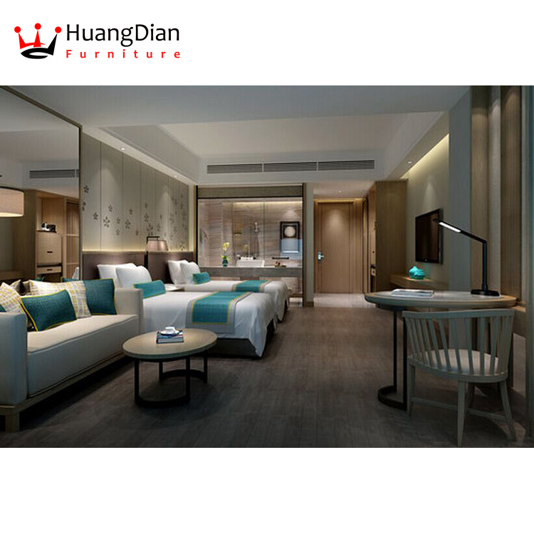 Bedroom Furniture Manufacturer: China Wholesale Custom Business Contract Hotel Bedroom