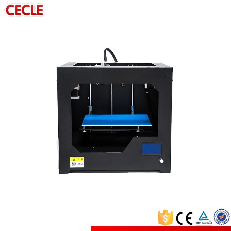 China Small Mold Fdm 3d Printer For Desktop Model Hot