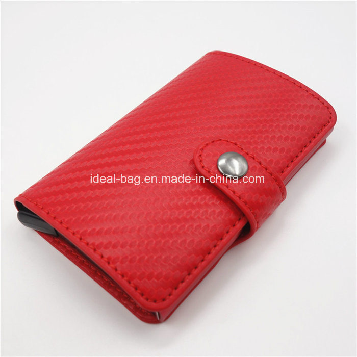 China Promotional Smart Wallet Credit Card Holder Travel Business