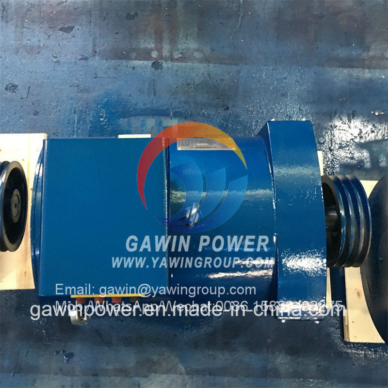 China 2-50kw St Stc Brush AC Alternator with 100% Pure Copper Wire ...