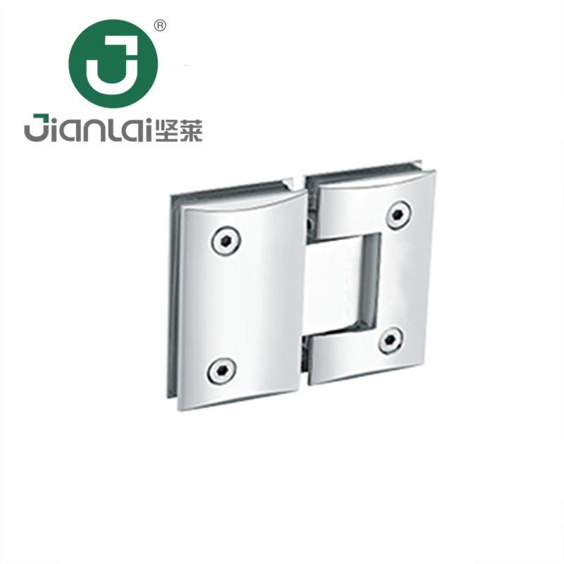China Sliding Shower Door Hinge Frameless Glass Clamp Photos ...