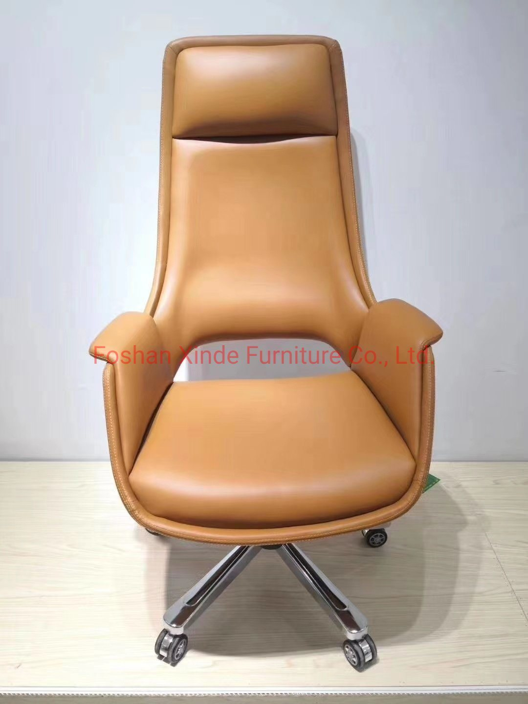 Picture of: China Modern Office Chair Orange White Red Color Office Chair Comfortable Pu Leather Office Chair China Office Chair Pu Chair