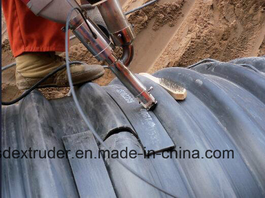 China Pipe Joint Closure Corrugated Pipe Joint Electro
